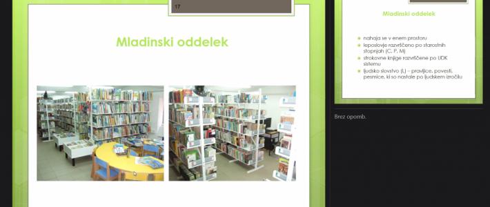 Tudi letos sodelujemo v vseslovenskem projektu Rastem s knjigo